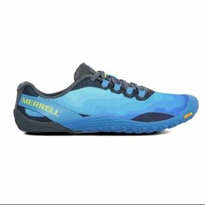Merrell Vapor Glove 4 Mediterranean Blue Running